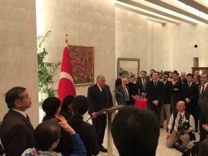 駐日トルコ共和国大使